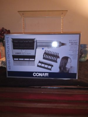 Conair 3-1 dryer for Sale in Pottsville, PA