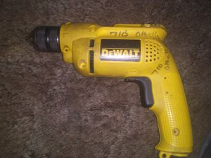 Used dewalt drill. And BRAND NEW IN THE BOX DuPont FlexWrap if or window seals, ect for Sale in Pasco, WA