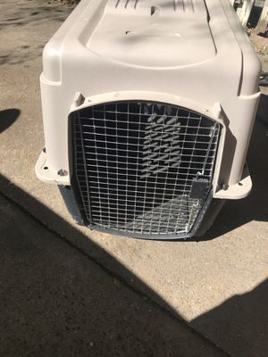 Large kennel and porter $30 for each one for Sale in Little Rock, AR