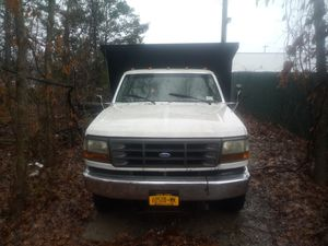 1995 ford f450 turbo diesel for Sale in Medford, NY