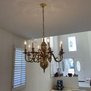 chandelier for Sale in Garden Grove, CA