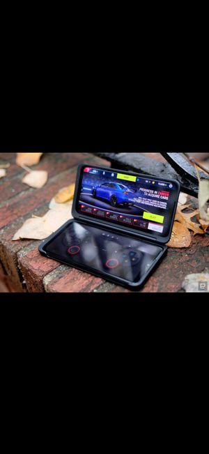 Lg g8x dual screen foldable phone AT&T for Sale in Philadelphia, PA