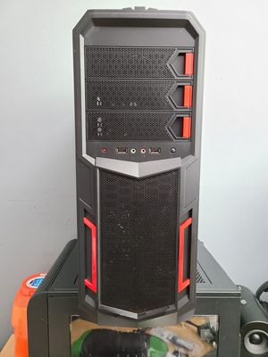 New Gaming Computer i3-10100 RX480 8GB SSD 16GB DDR4 Ram for Sale in North Springfield, VA