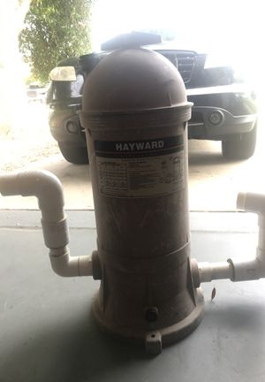 Pool filter for Sale in PT CHARLOTTE, FL