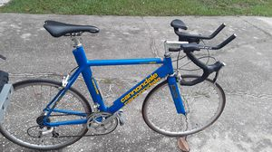 Cannondale Multisport 800, Like New with Shimano 105 groupset, Look pedals for Sale in Wesley Chapel, FL