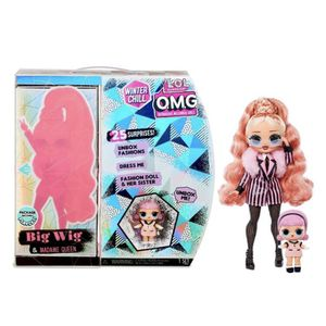 LOL Surprise O.M.G. Winter Chill Big Wig Fashion Doll & Madame Queen Doll for Sale in Irwindale, CA