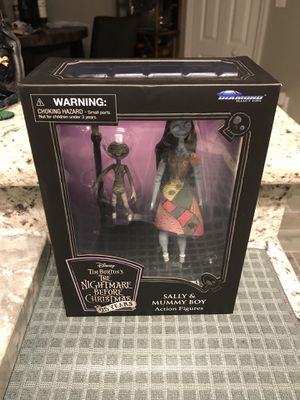 Nightmare Before Christmas 25 years Sally action figure for Sale in Deltona, FL