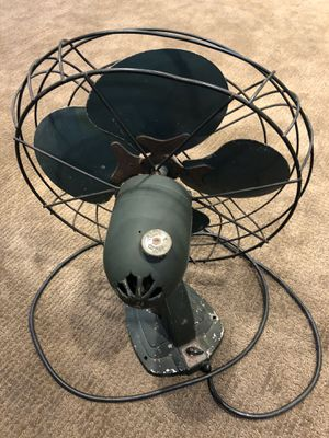 Antique fan for Sale in Silver Spring, MD
