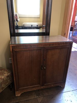 Antique record cabinet for Sale in San Diego, CA
