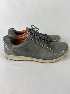 ECCO Yak Leather Biom Natural Motion Mens Size EUR 44 US 10-10 1/2 Golf Shoes for Sale in Scottsdale, AZ
