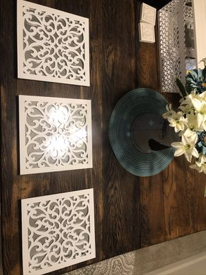 3 piece Wall mirror set for Sale in Mooresville, NC