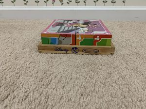 Melissa & Doug Disney Mickey Wooden Puzzle for Sale in Durham, NC