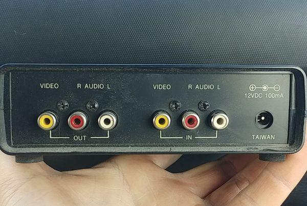 Archer Audio / Video Signal Enhancer Cat. NO. 15-1955A