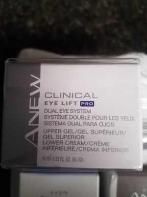 avon anew clinical eye lift. NEVER OPENED for Sale in Belmond, IA