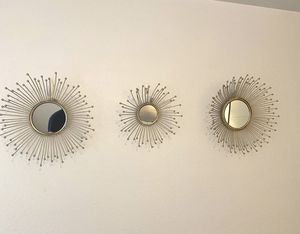 Decorative wall mirrors for Sale in Los Angeles, CA