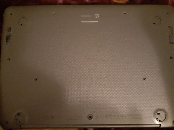 HP ChromeBook Laptop