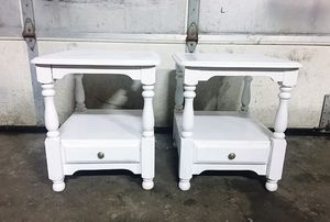 End Tables / Nightstands for Sale in Boston, MA