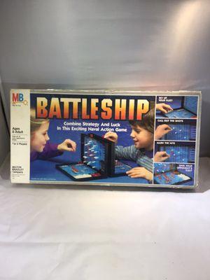 Battleship 1984 by Milton Bradley for Sale in Phoenix, AZ