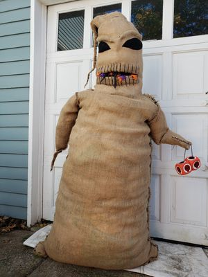 Lifesize Homemade Oogie Boogie for Sale in Staten Island, NY