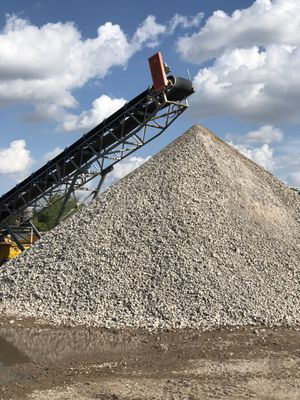 Crushed Concrete for Sale in Houston, TX