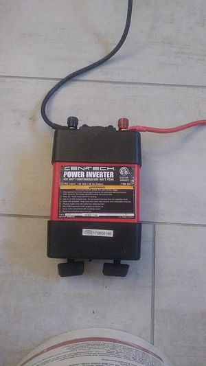 400 WATT Power Inverter for Sale in Las Vegas, NV