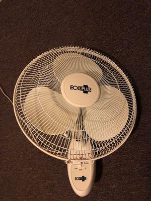 ECO Plus Wall Fan for Sale in Oakland, CA