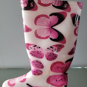Ladies Butterfly Rain Boots for Sale in Philadelphia, PA