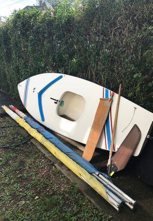Sail boat (sun fish) for Sale in Bridgeport, CT