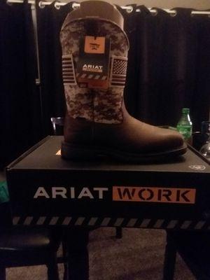 Brand New Ariat Steel Toe Work Boots for Sale in Shreveport, LA