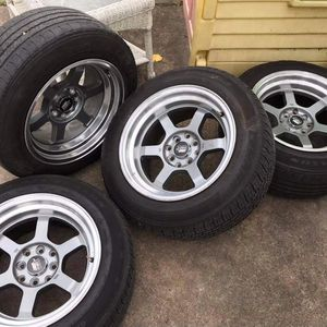 I sell a set of wheels 15 for Sale in Brentwood, MD