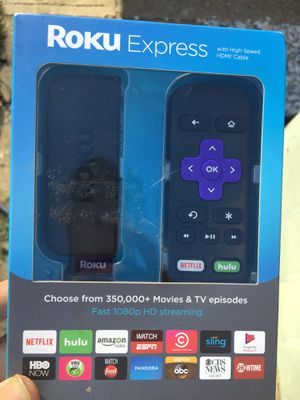 Roku expresse for Sale in Cleveland, OH