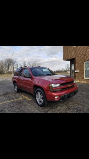 2004 Chevrolet TrailBlazer LT 4WD for Sale in Bedford Park, IL