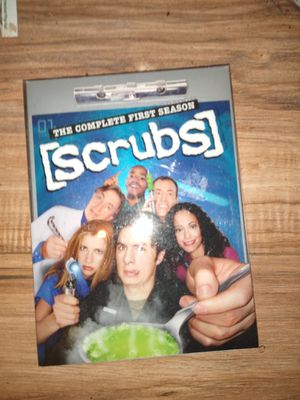 The first edition of Scrubs two discs for Sale in Seattle, WA