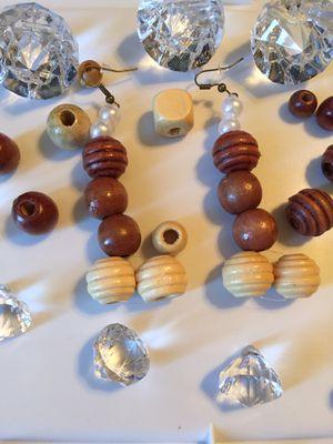 Fashion earrings by DBELLa Jewels for Sale in Glendale, AZ