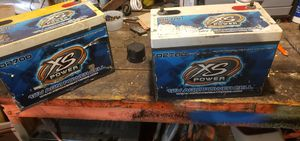 Xs power battery for Sale in Barberton, OH