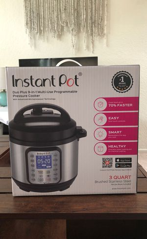 BRAND NEW Instant Pot - 3 Quarts for Sale in Baldwin Park, CA