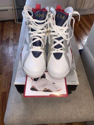 Olympic Jordan 7's [2012 Release] for Sale in New York, NY