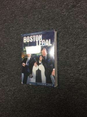 Boston legal season 2 Box set for Sale in Washington, DC