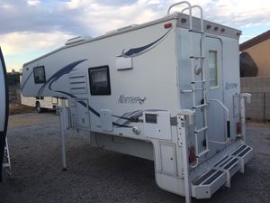 2013 NorthStar Laredo SC truck camper OVER $1,500 BELOW LOWEST BLUE BOOK! for Sale in Litchfield Park, AZ