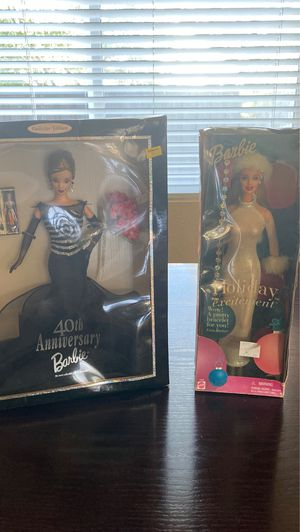 Collector Edition Barbie Deal for Sale in Vallejo, CA