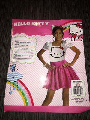 Hello Kitty Girls Costume for Sale in Pico Rivera, CA