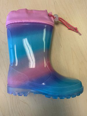 Rain boots for kids sizes 11,12,13,1,2,4 for Sale in Cudahy, CA