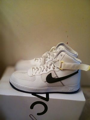 Nike Air Force 1 '07 LV8 1 white purple size 14 for Sale in Oakland, CA
