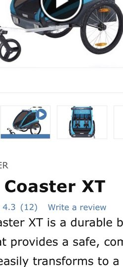 Thule Bike Trailer Or Jogger Stroller for Sale in Chula Vista,  CA