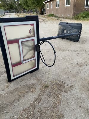 Basketball hoop for Sale in Banning, CA