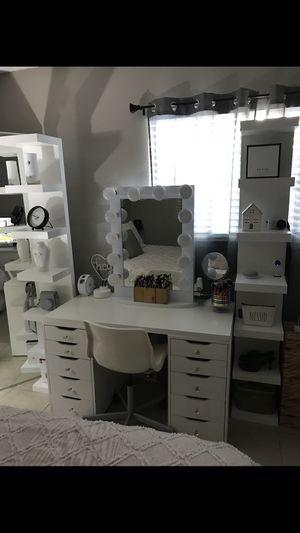 Vanity Mirror, Shelves & Storage for Sale in Sacramento, CA