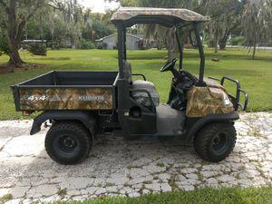 Kubota 900 rtv for Sale in Lakeland, FL