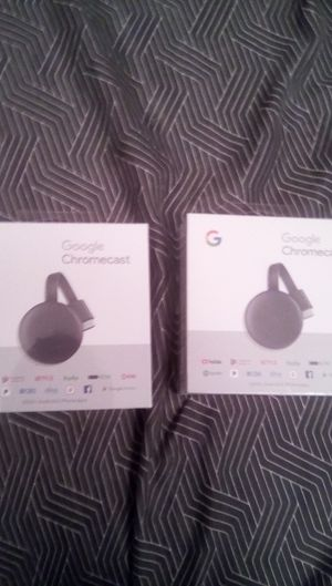 Google Chromecast New for Sale in Stanton, CA