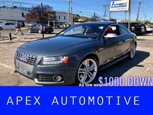2011 Audi S5 for Sale in Waterbury, CT