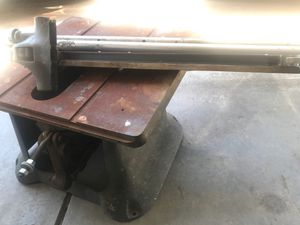 Project table saw for Sale in Brighton, CO